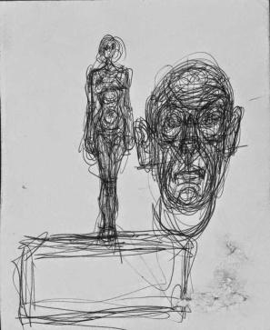 Alberto Giacometti, 1930