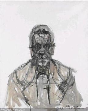 Alberto Giacometti, 1940