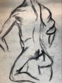 Life Drawing, 2019