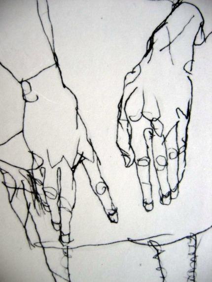 Egon Schiele, Hands Study, 1912